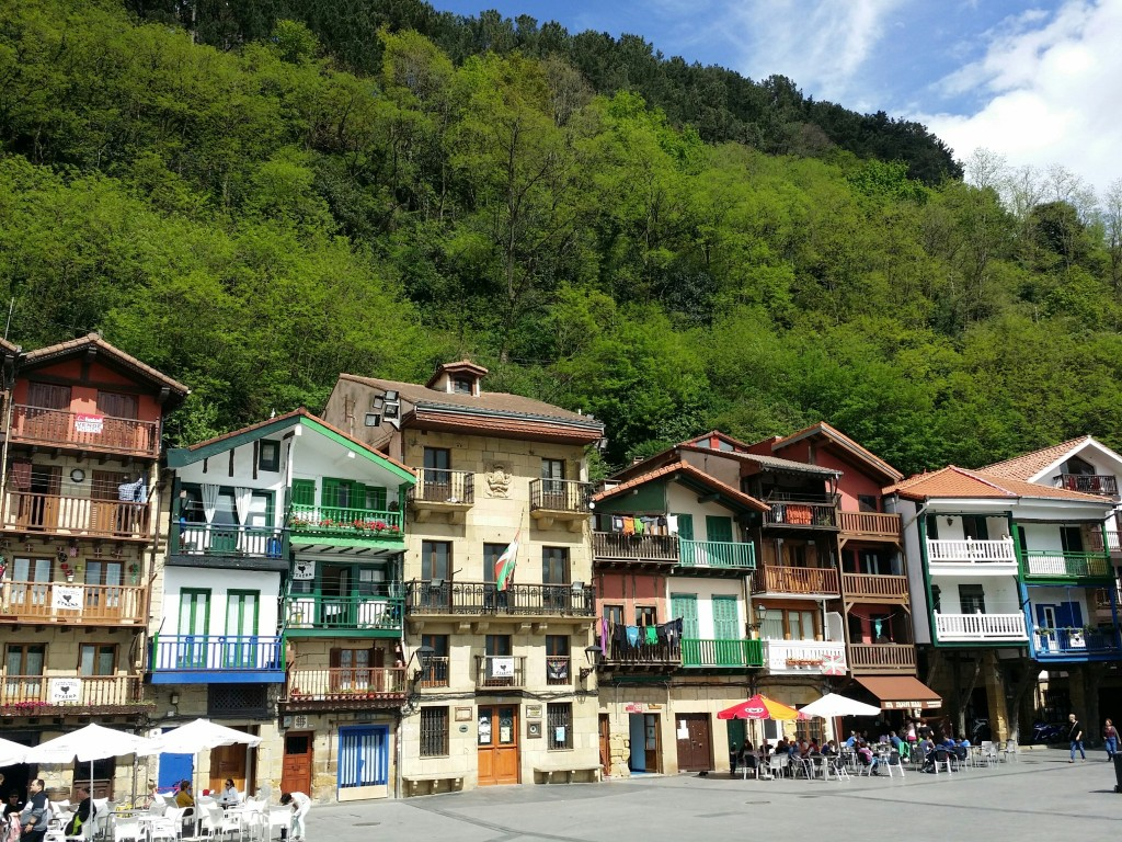 Casas Pasaia Donibane