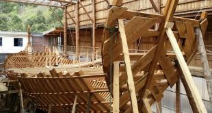 La replica del Nao San Juan, Albaola