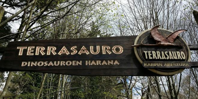 Terrasauro karpin abentura