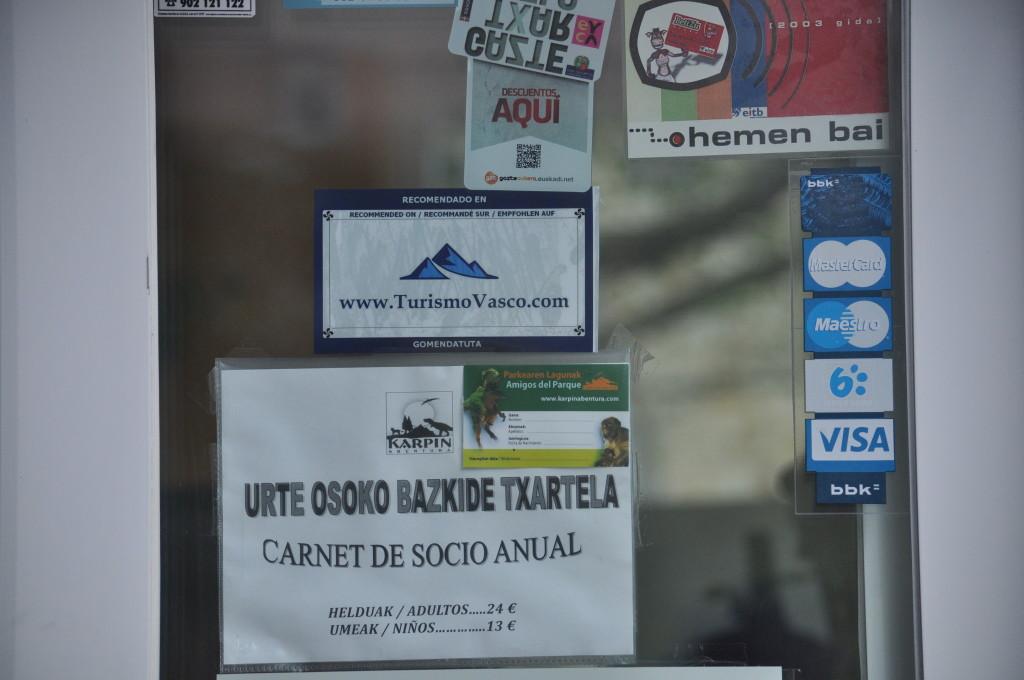 TurismoVasco Tiketa en Karpin Abentura