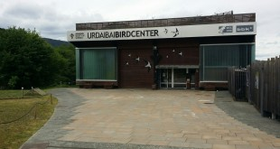 Exterior Urdaibai Bird center