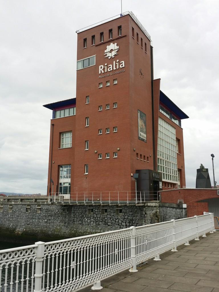 Museo de la industria, Rialia