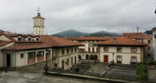 Panorámica Museo de la Paz de Gernika