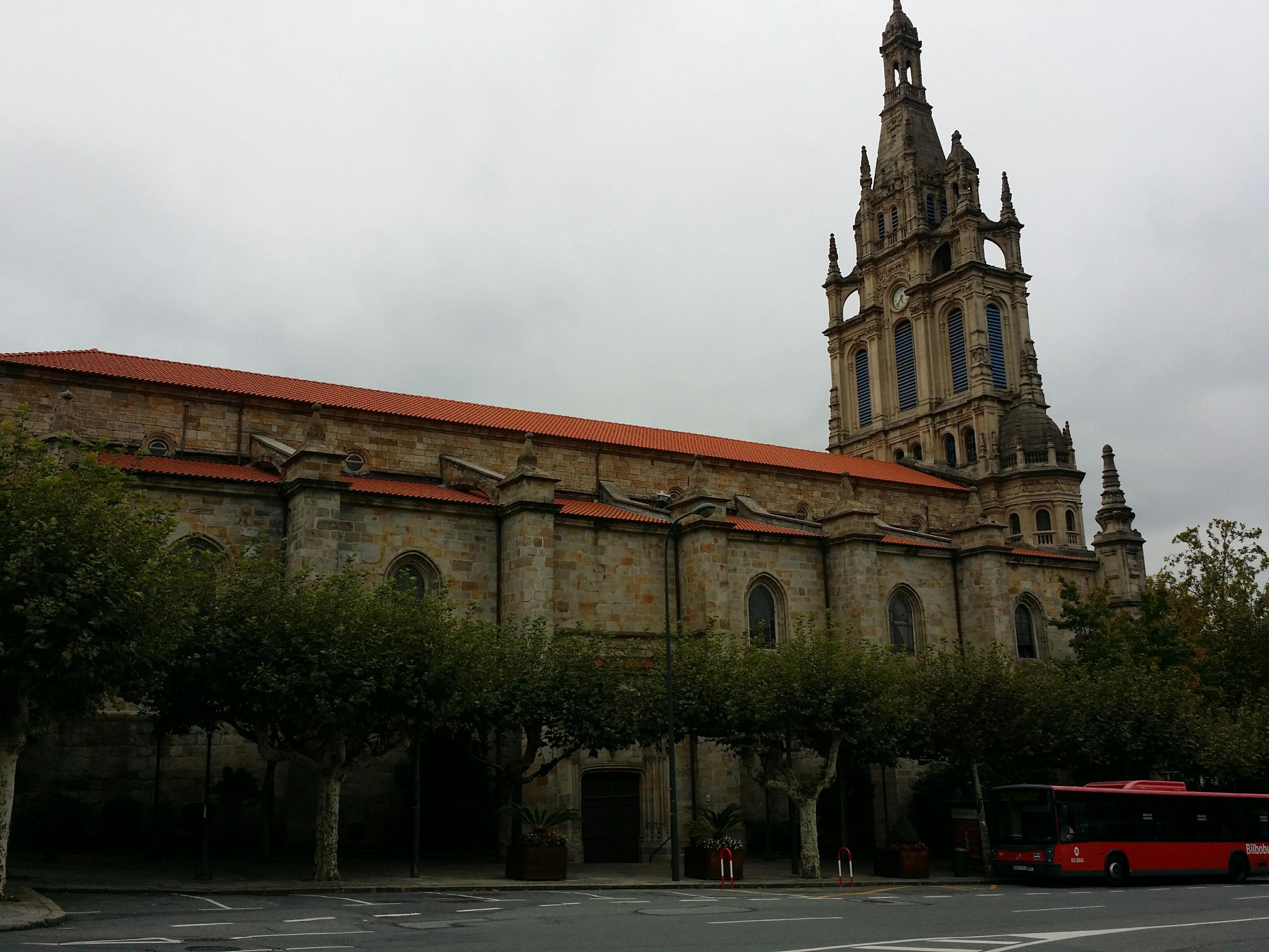 Basílica de Begoña  TurismoVasco.com