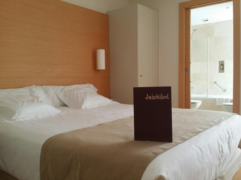 Habitación Hotel Jaizkibel
