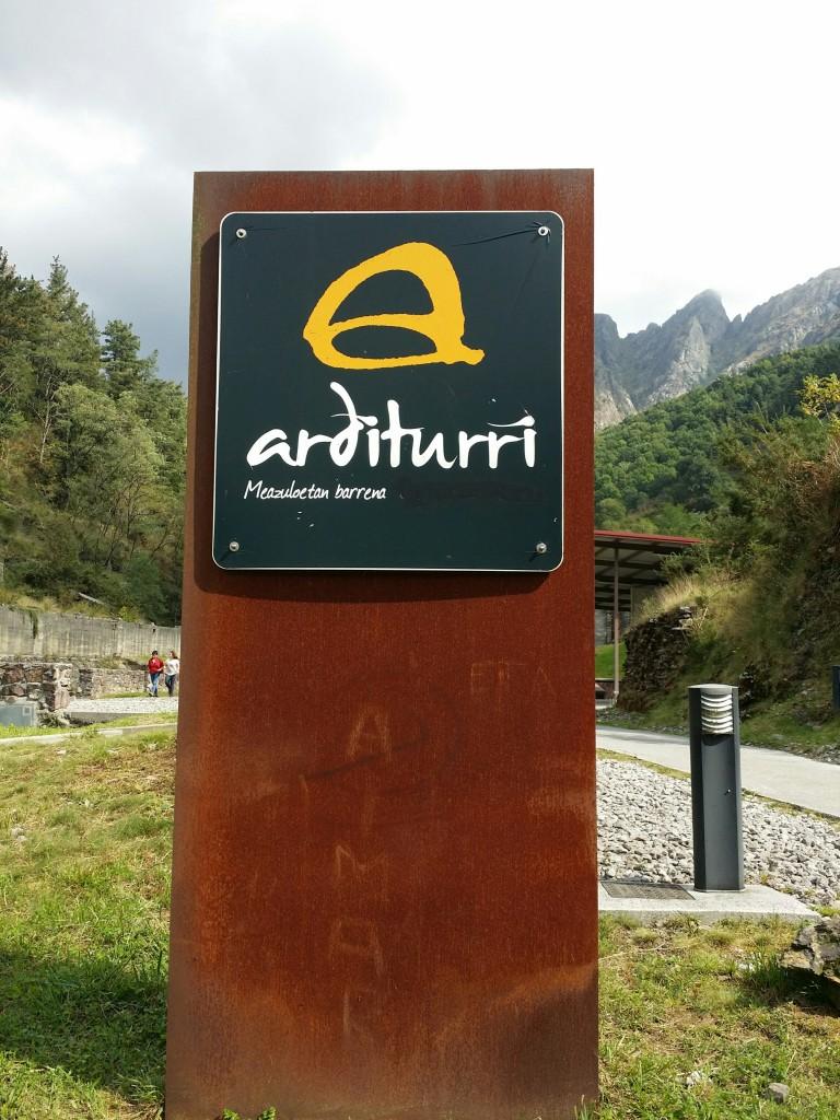 Cartel Arditurri