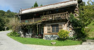 Casa rural Momotegi, en el Parque Natural Aiako Harria