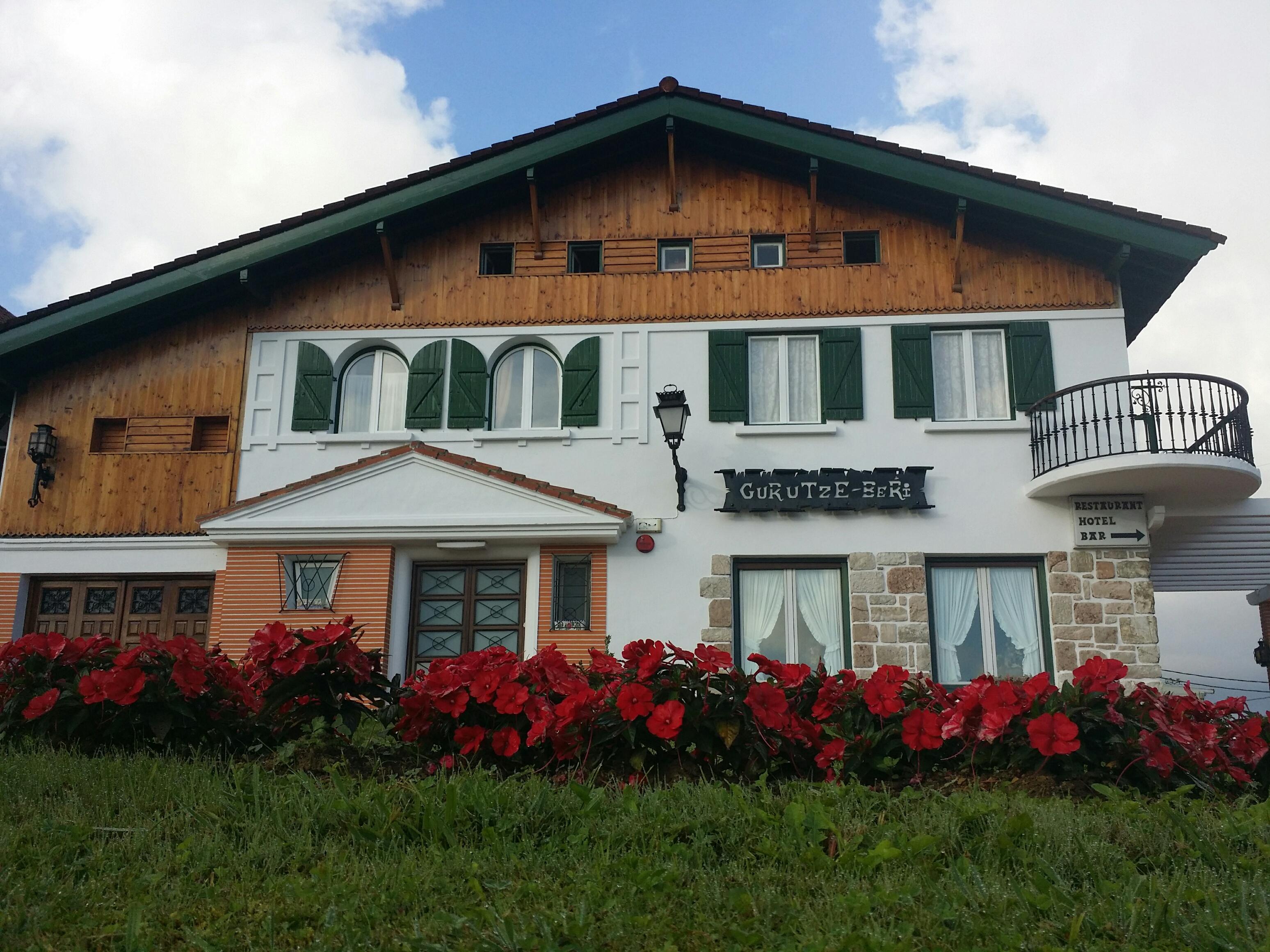 Hotel gurutze berri naturaleza en estado puro - Hotel en ronda con encanto ...