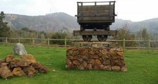 Restos del pasado minero de La Arboleda