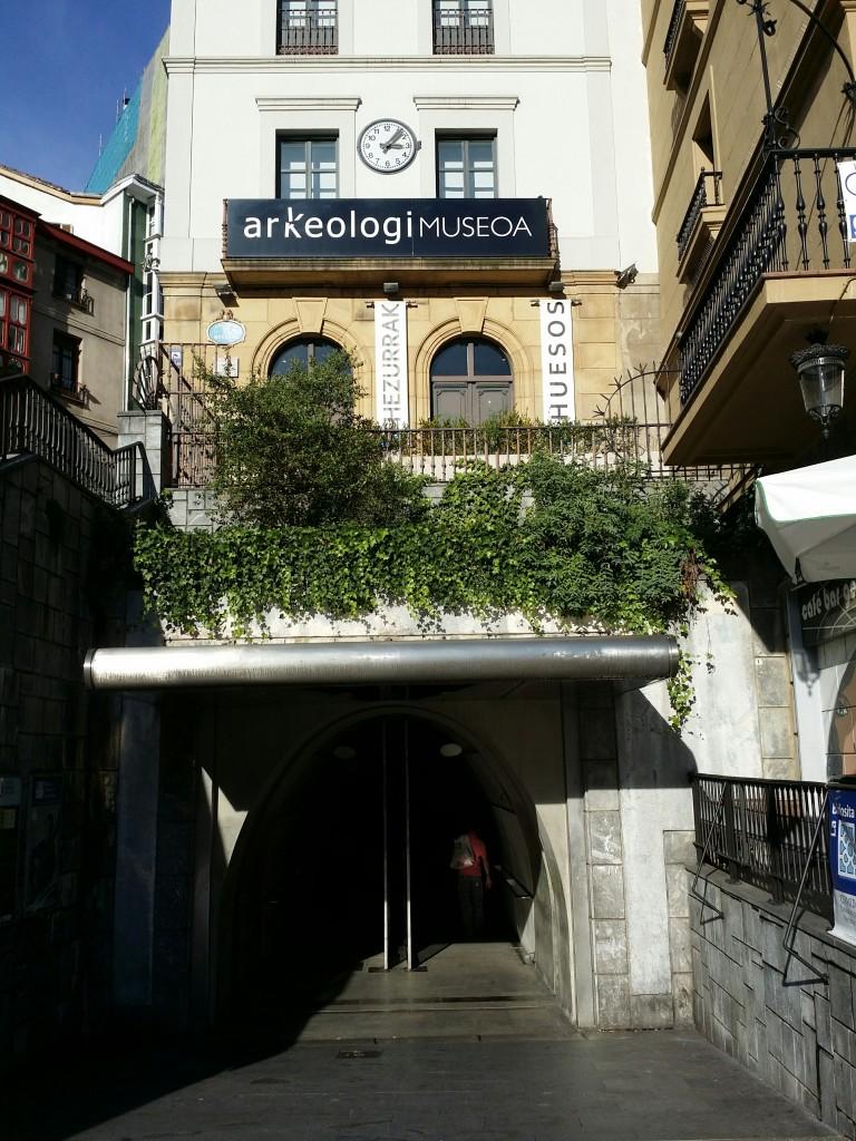 Arkeologi Museoa, Museo de Arqueología de Bizkaia