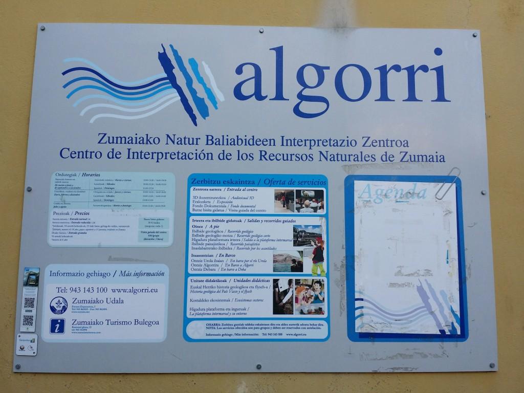 Centro Algorri, Zumaia
