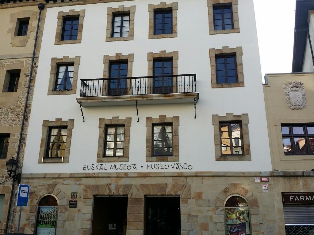 Museo Vasco, Euskal Museoa.