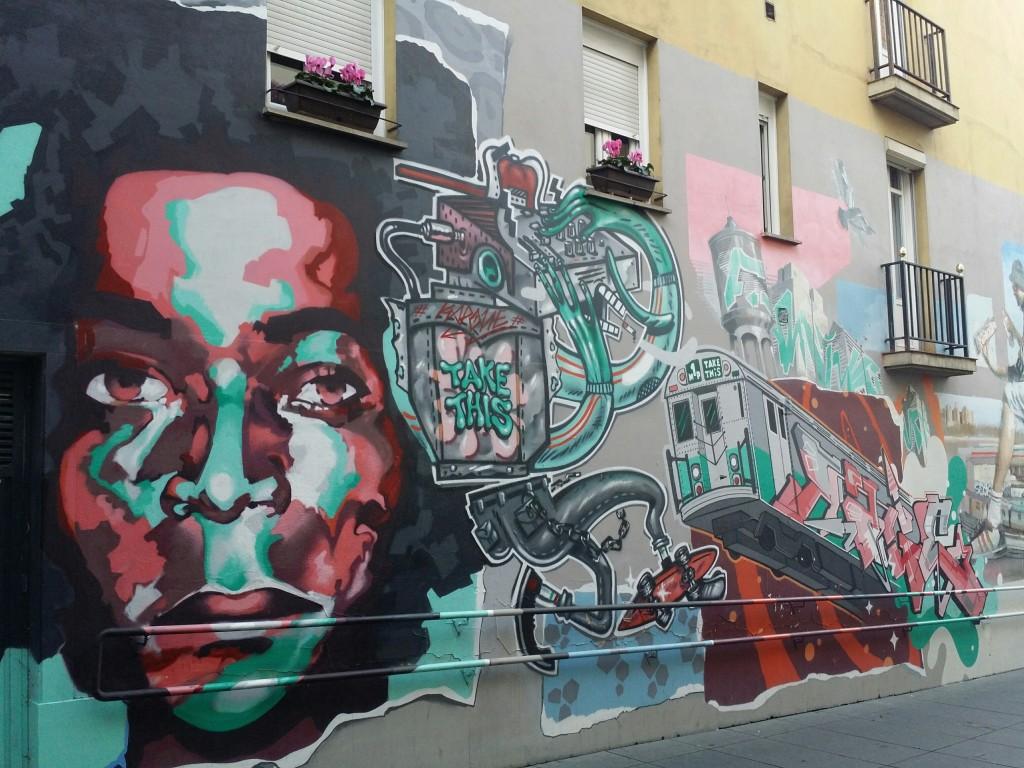 Grafitti Vitoria-Gasteiz