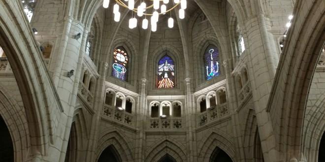 Interior Catedral de Santa Maria
