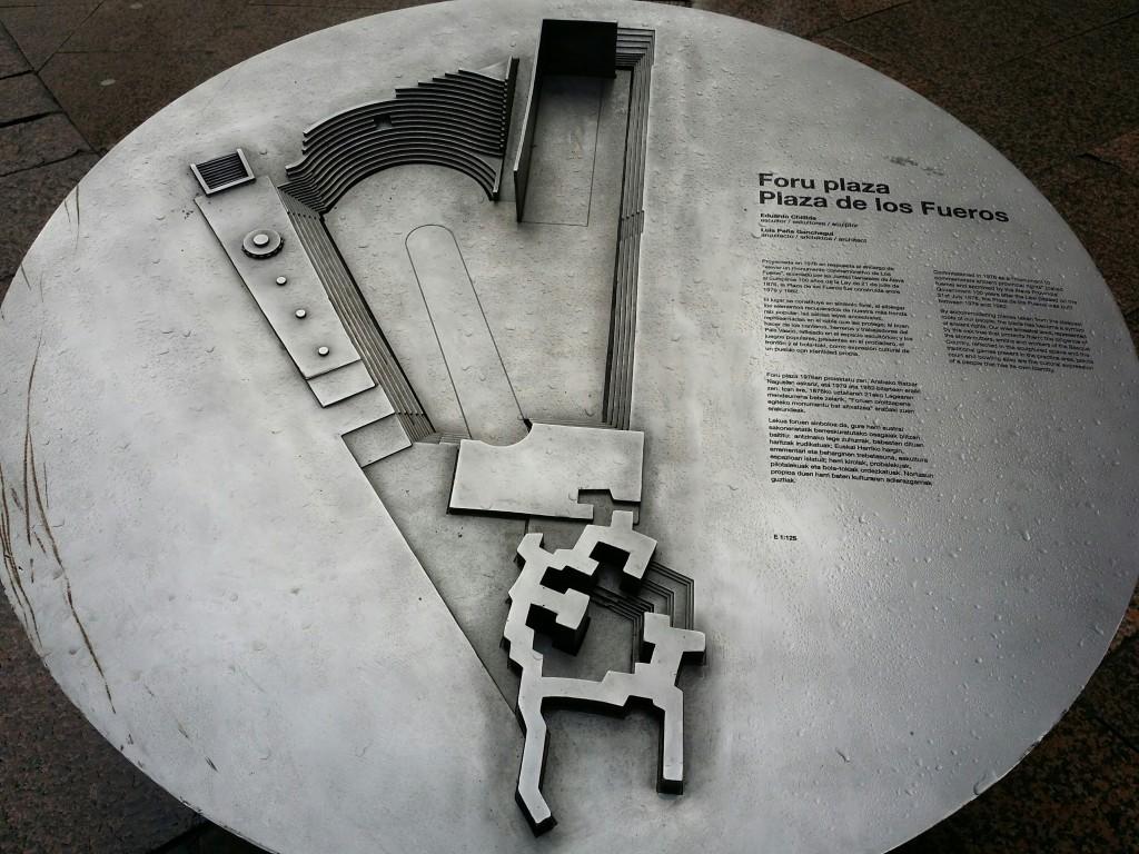 Plaza de los fueros, Vitoria-Gasteiz