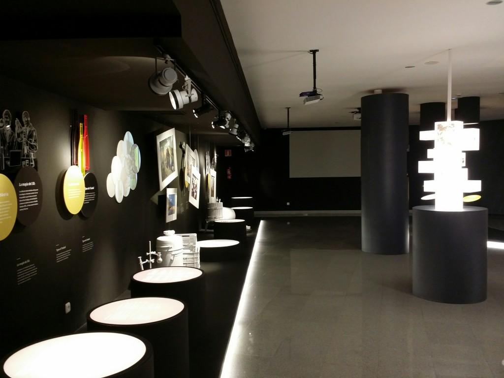 Interior Museo Txakolingunea