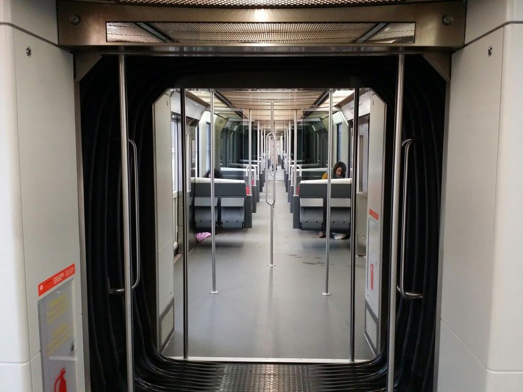 Interior Metro Bilbao