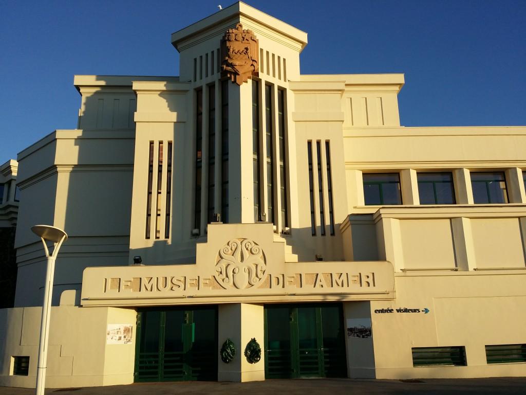 Museo de la mar de Biarritz