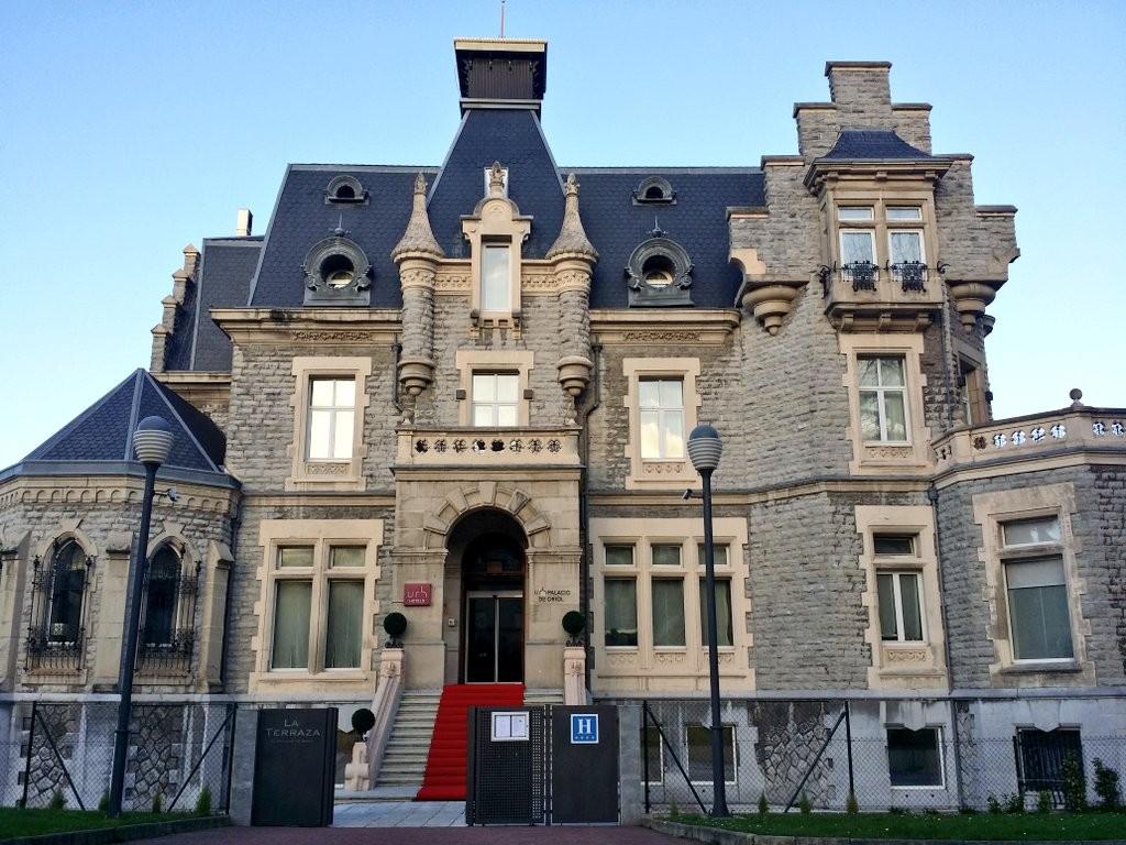 Palacio de Oriol