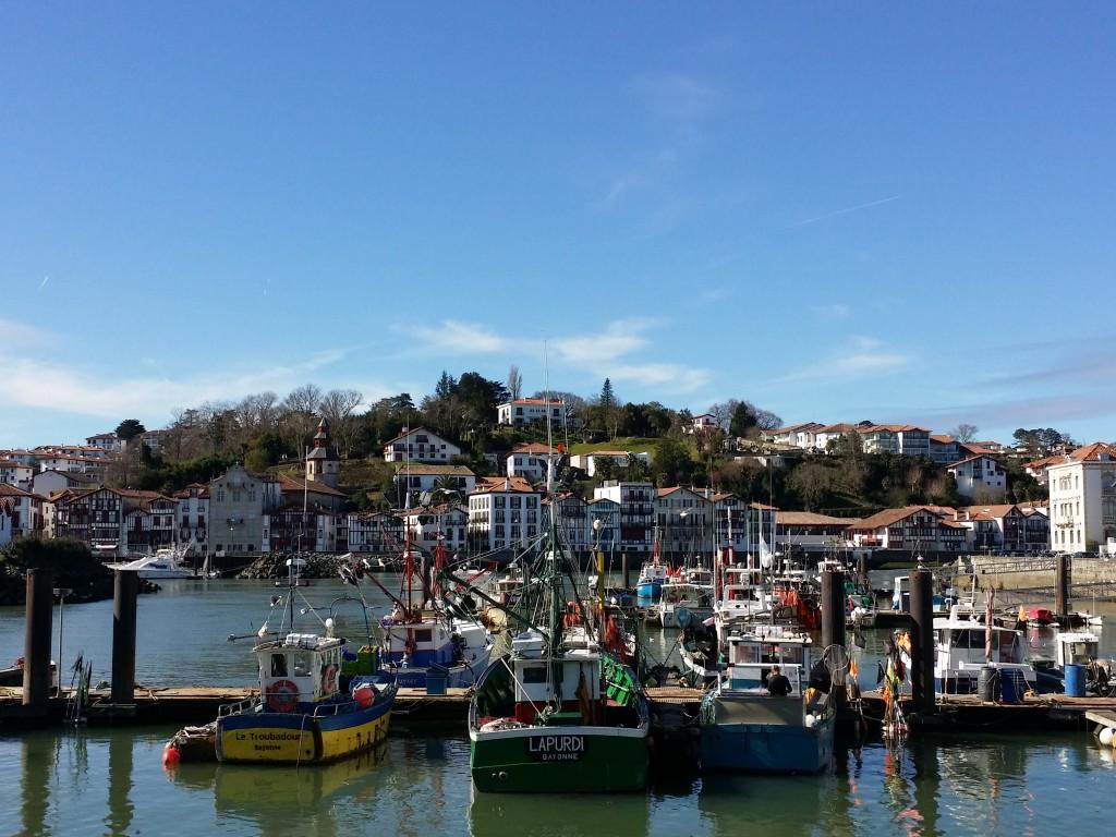 Puerto San Juan de Luz