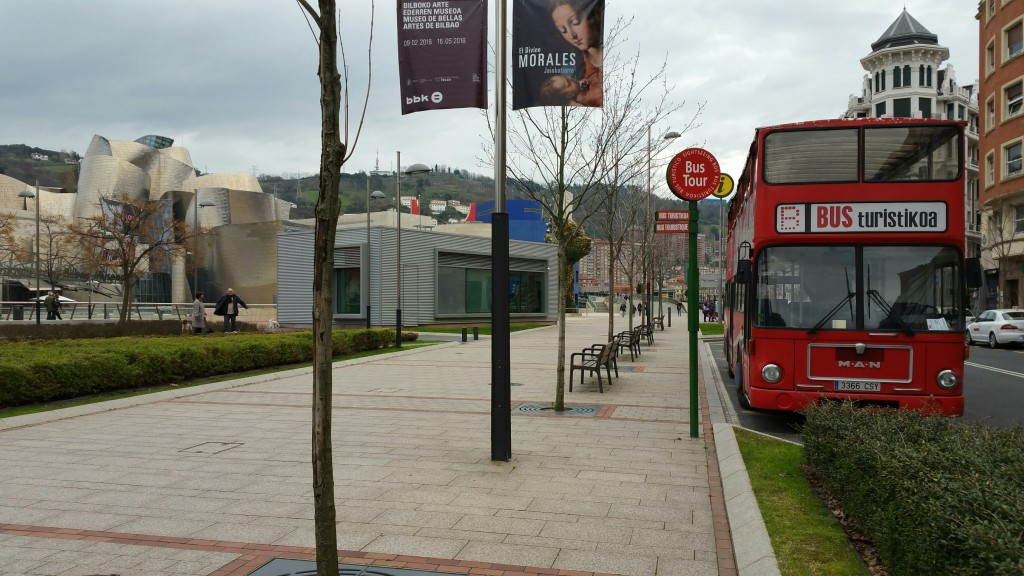 Bus Turistikoa, Bilbao