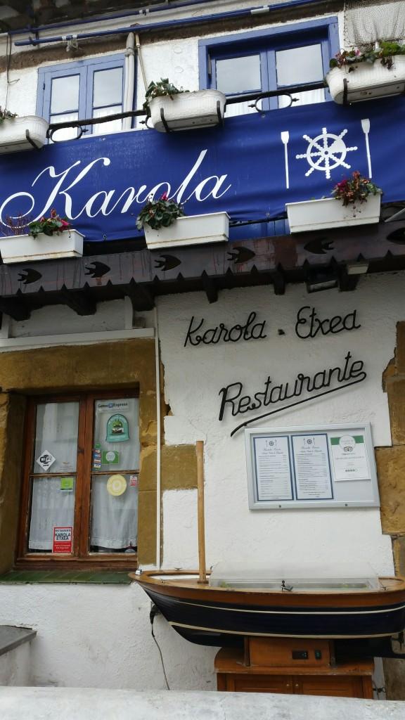 Karolaetxea Puerto viejo Algorta