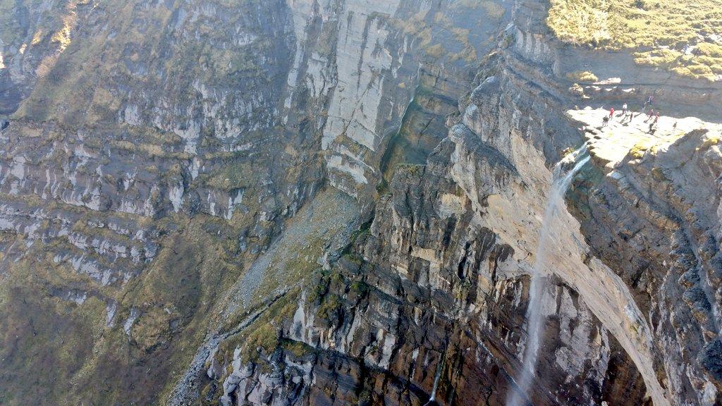 Mirador del Salto del Nervión, ruta corta, PR BU 44, PR BU 42