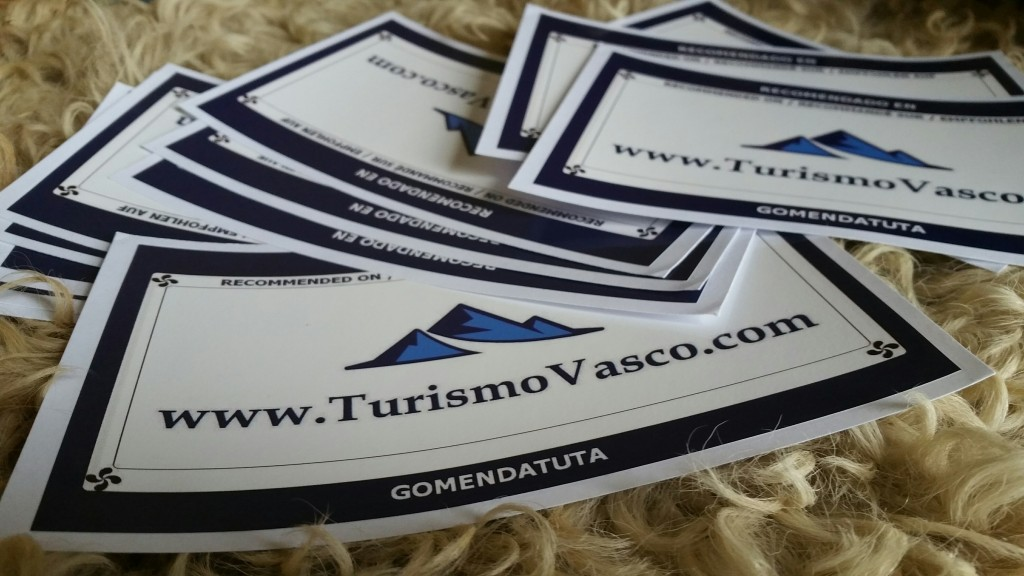 Acreditación TurismoVasco Tiketa