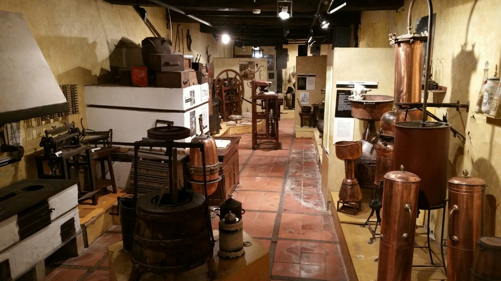 Interior Museo Gorrotxategi