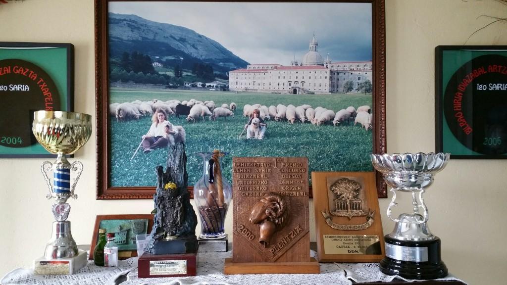 Premios Berastegi baserria, Xoxote