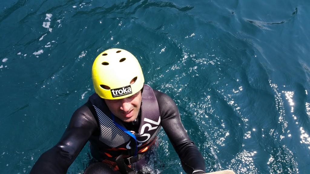 Coasteering Troka Abentura
