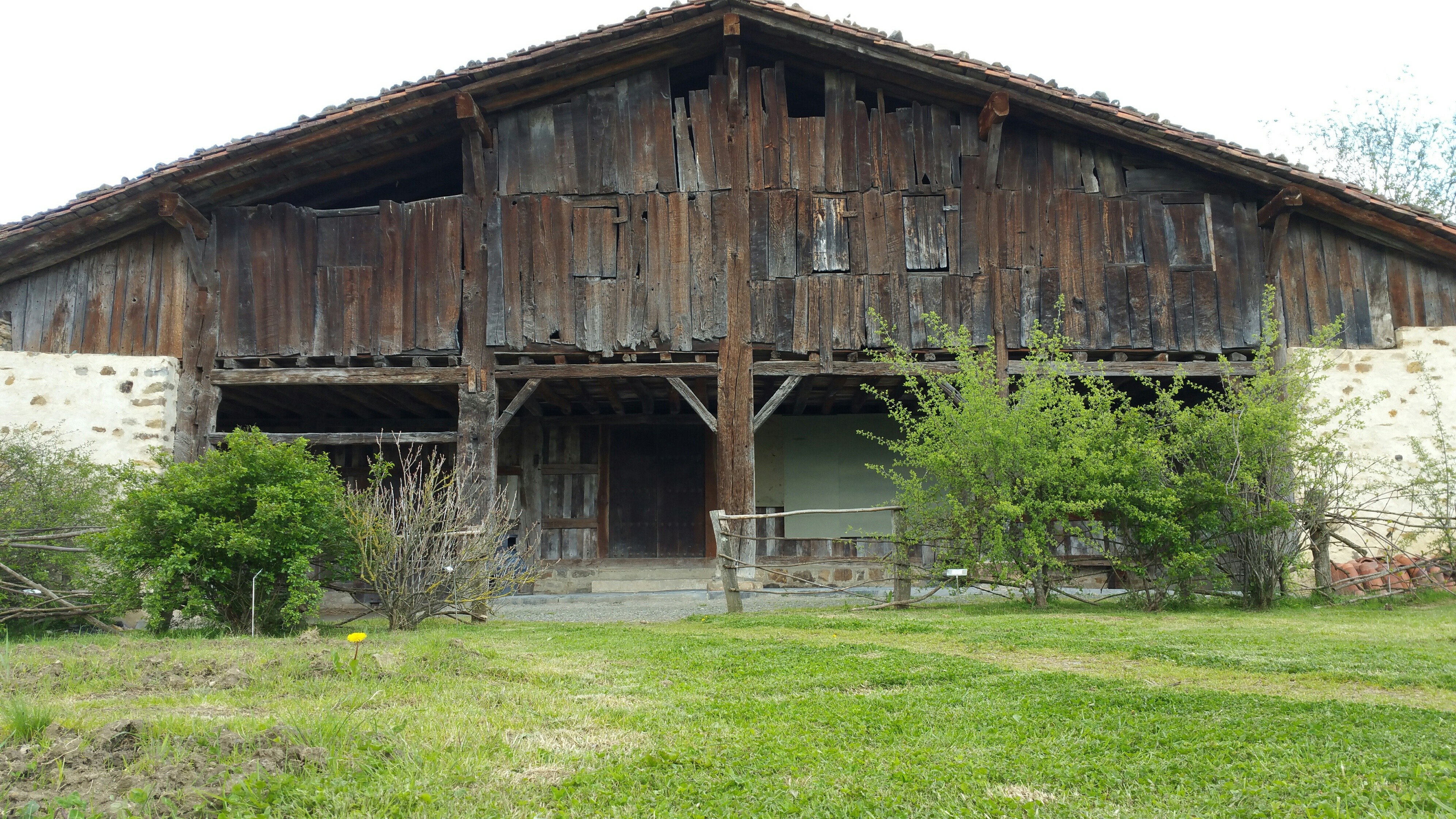 Caser o museo igartubeiti se or de los caser os vascos - Caserios pais vasco ...