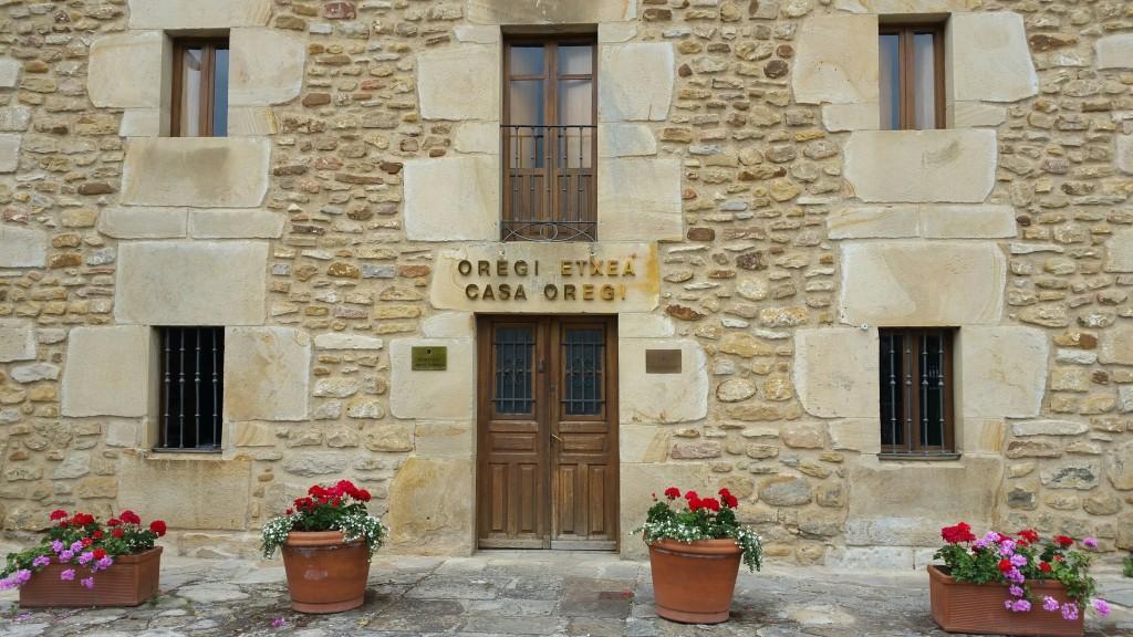 Casa Oregi, Murgia