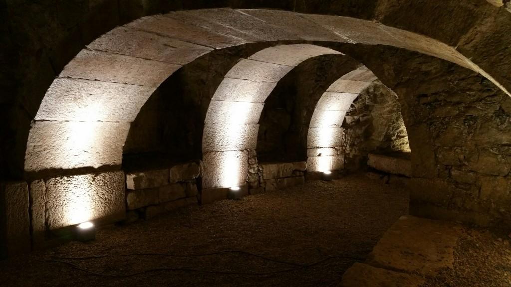 Cavidades subterraneas Trujal Lanciego