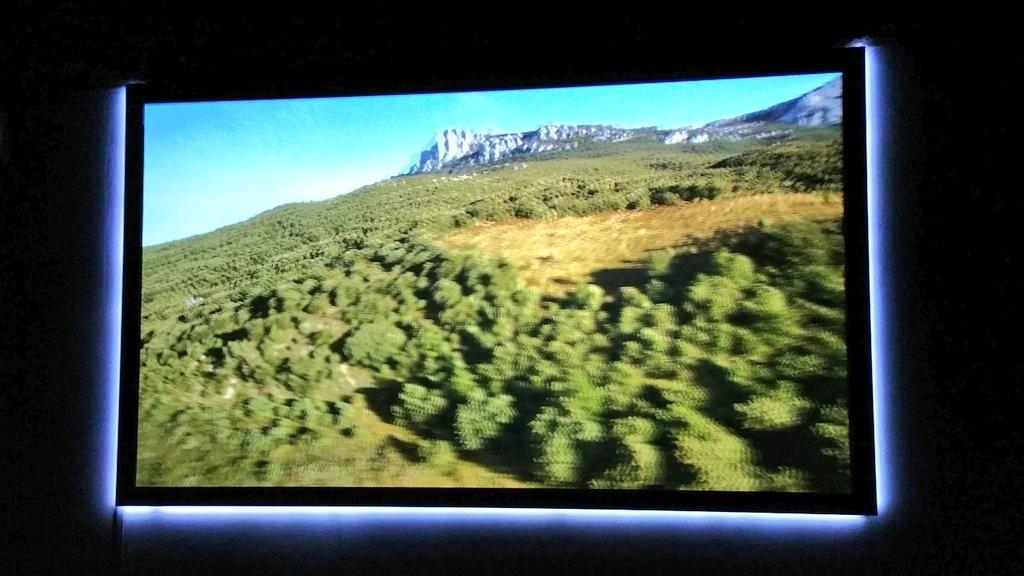 Pelicula 4D, En tierra de sueños, Villa Lucia