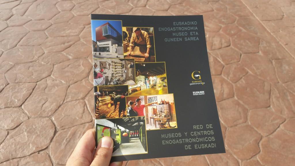 Red de museos enogastronomicos de Euskadi
