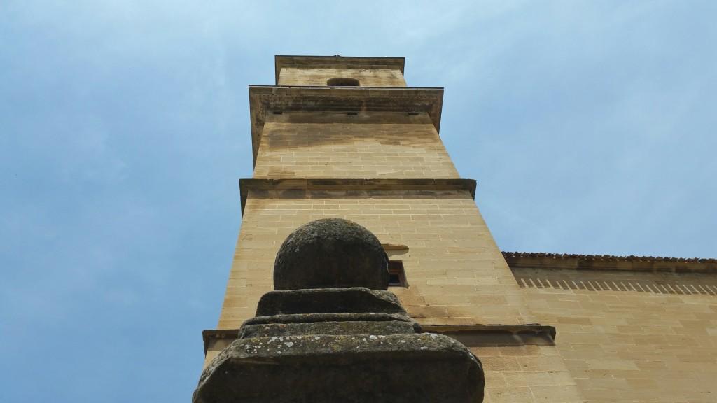 Torre Iglesia Lanciego