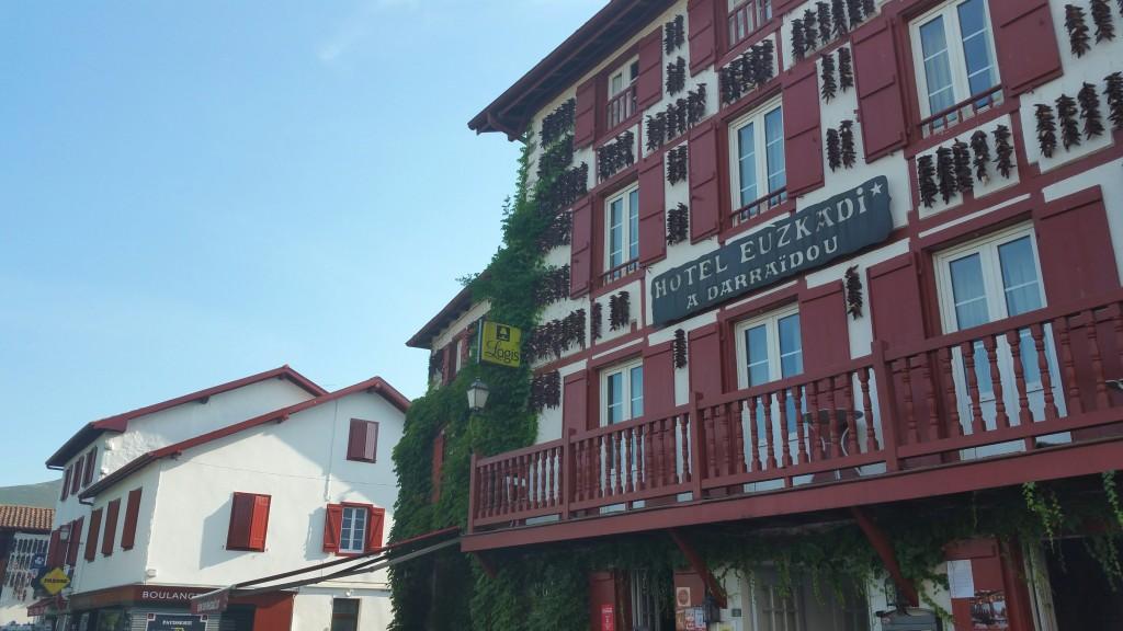 Hotel Euzkadi Ezpeleta
