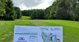 Tarjeta Larrabea Golf