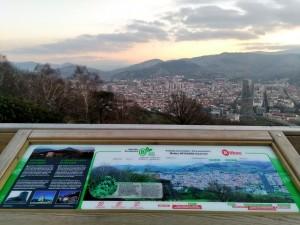 Anillo verde de Bilbao, Artxanda
