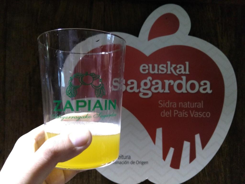 Euskal Sagardoa y Zapiain