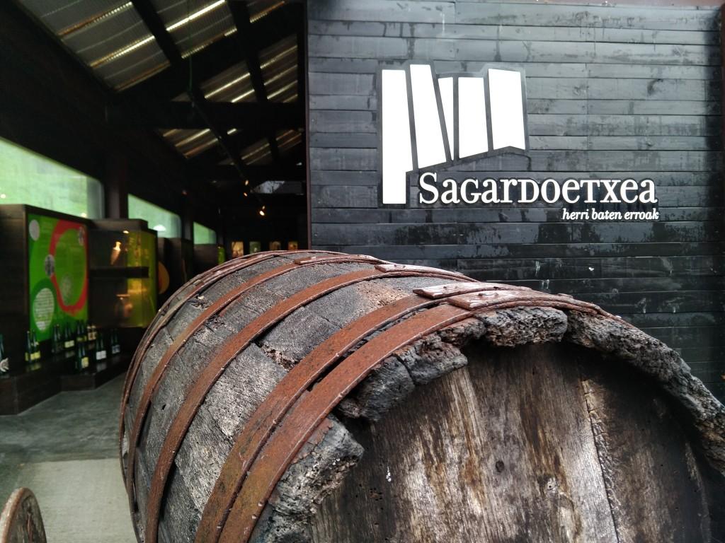 Exterior Sagardoetxea