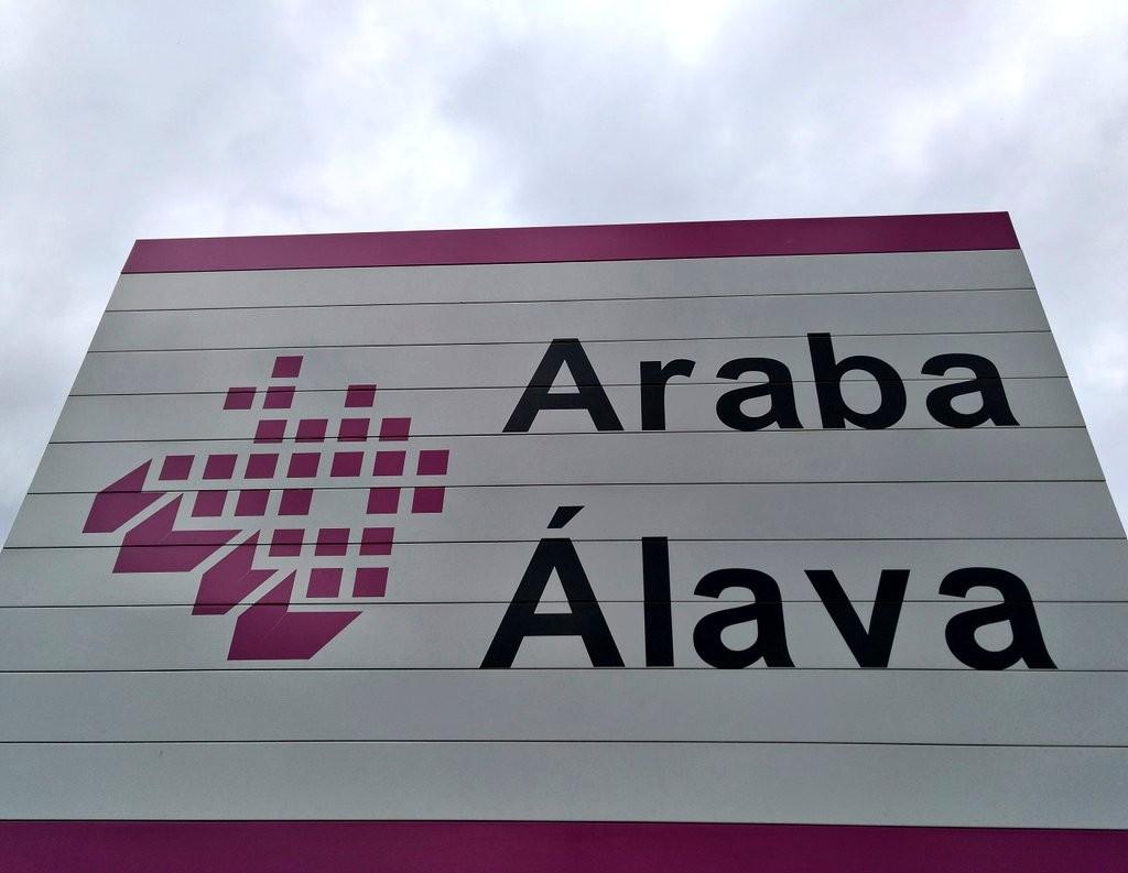 Cartel Araba-Álava