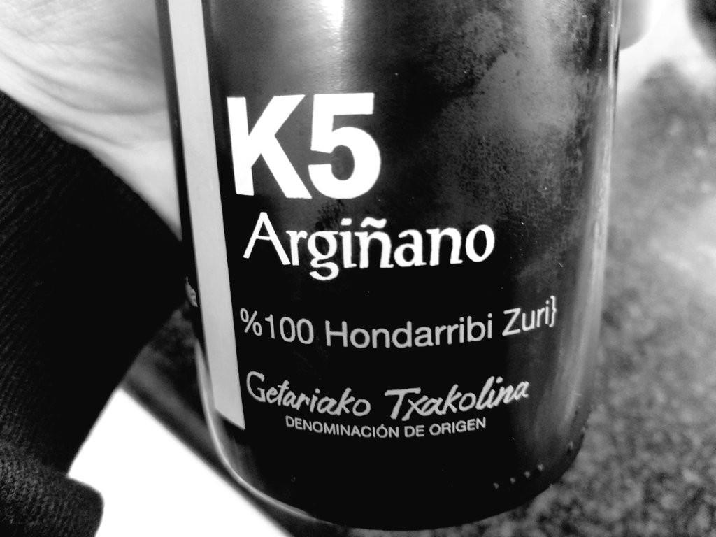 K5 Txakoli