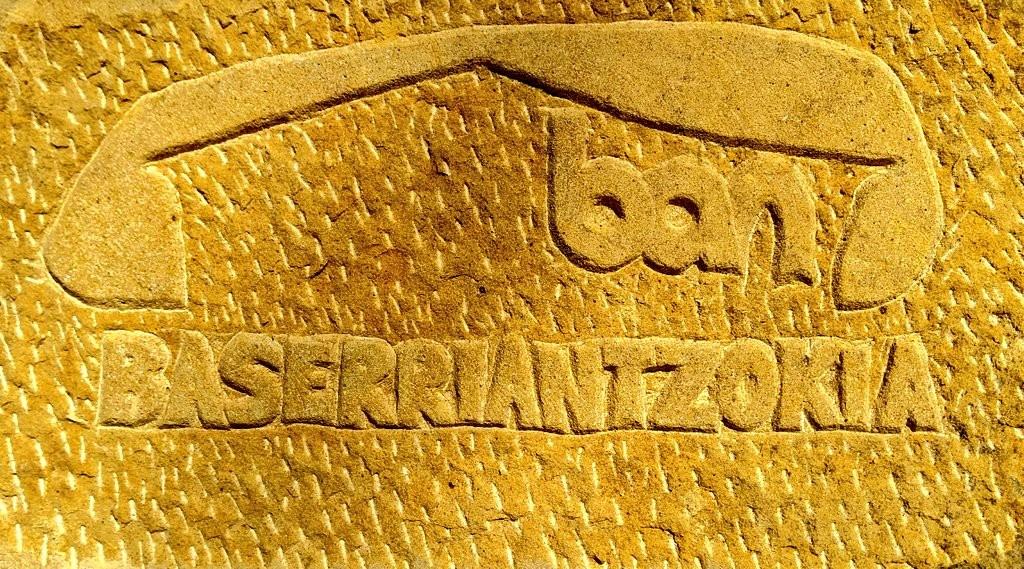 Logo Baserri Antzokia