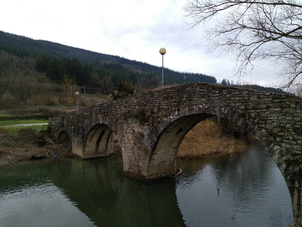 Puente vía verde Nervión