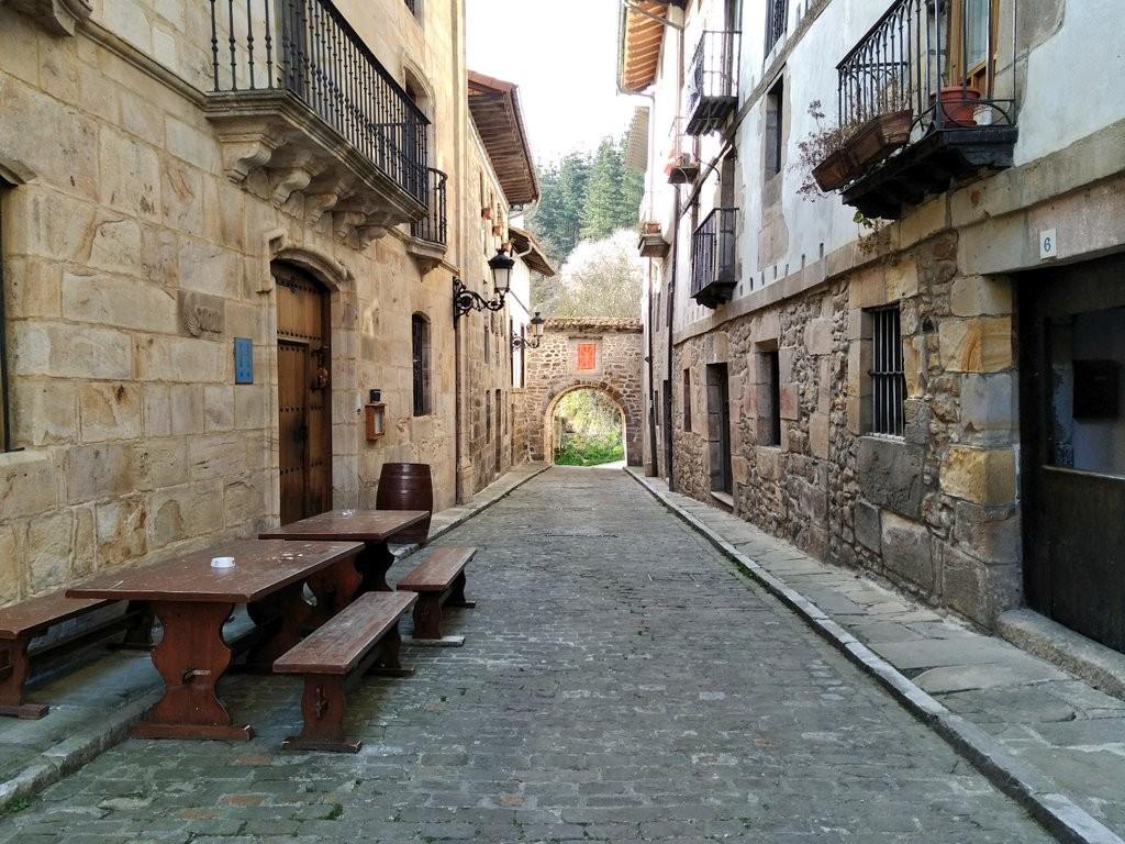 Calle Leintz Gatzaga