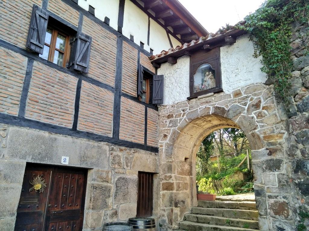 Casco Historico de Leintz Gatzaga