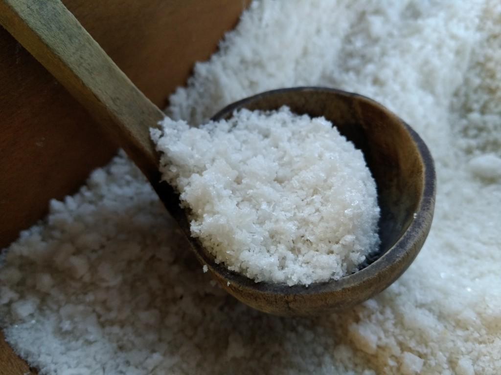 Cazo con sal de Leintz Gatzaga