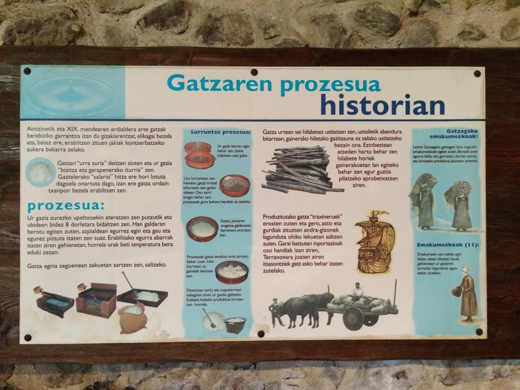 El proceso de la sal en la historia, Leintz Gatzaga